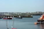 Portrush Harbor View