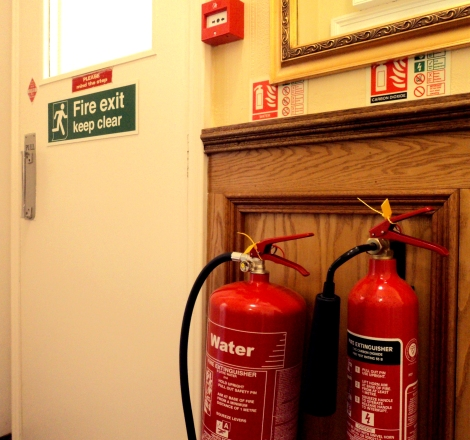 Fire Safety in Ayr
