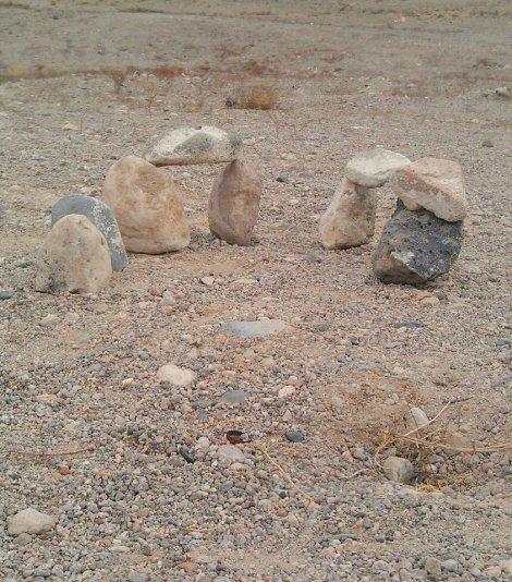 Arizona Stonehenge