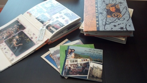 Shutterfly vs scrapbooks
