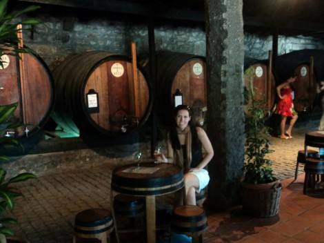 Port wine tour