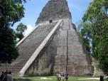 Tikal Temple, Guatemala