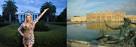 Palace of Versailles Vs. Versailles Mansion