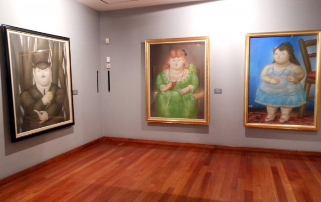 See Jules Review: Museo Botero and all things chubby