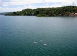 2009 - Guatemala - Flores - Group Swimming