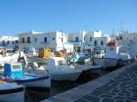2010 - Greece - Nauossa Boats and Buildings