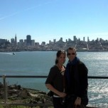 2013 - San Fran - Couple by the Bay
