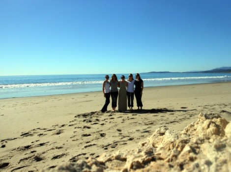 Carpinteria Beach