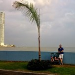 2015 - Panama - City - Waterfront with Andy
