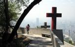 2016 - Chile - Santiago - Cerro Ramp Julie