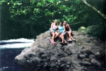 Junior - Hawaii Girls in Forest