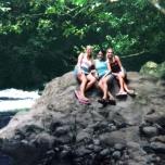 Junior - Hawaii Girls in Forest
