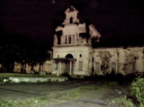 Old hospital in Granada, Nicaragua.