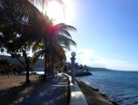Sun in Ocho, Rios Jamaica on Babymoon