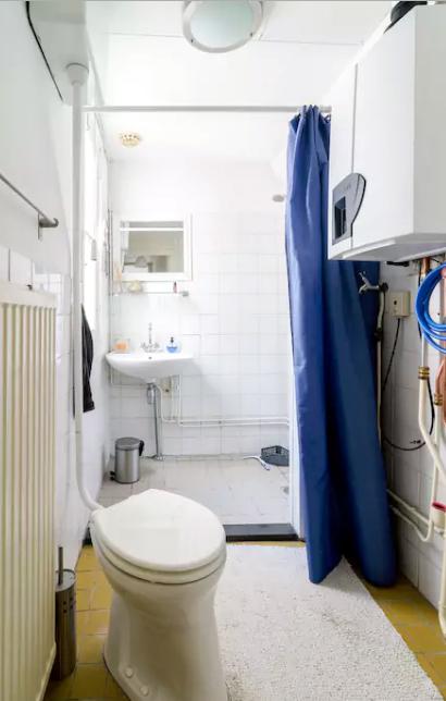 Haarlem bathroom
